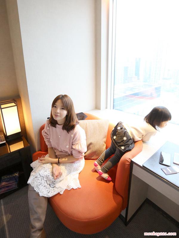 ★台北★寒舍艾麗酒店景隅客房,房間不錯但服務有待加強