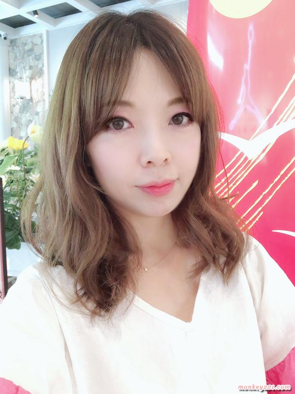 ★髮型★台北東區燙髮推薦,M:激賞髮型QQ燙,燙出線條蓬鬆感