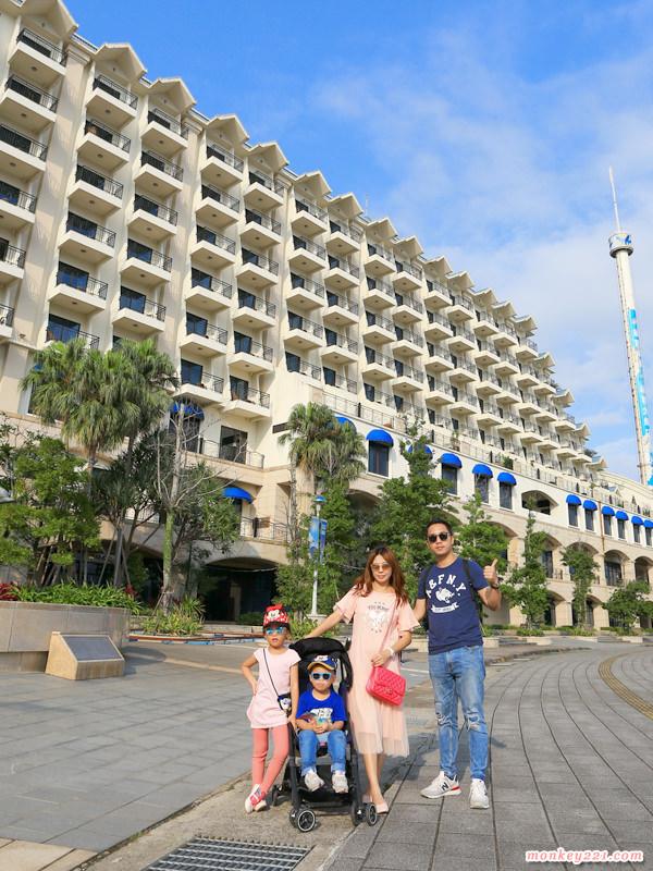 ★新北★淡水福容大飯店漁人碼頭三訪,海景好美、家庭房寬敞舒適