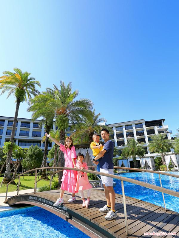 ★桃園★大溪笠復威斯汀度假酒店三訪,好玩又好美的親子渡假飯店