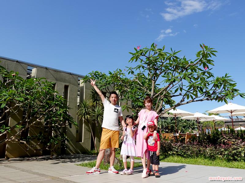 ★宜蘭★ 蘭城晶英酒店芬朵奇堡四訪,小孩瘋狂開車的歡樂天地