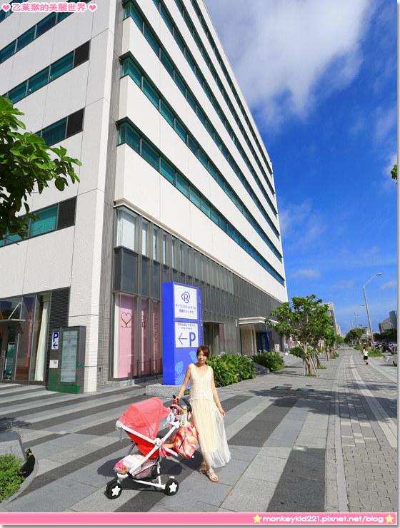 ★日本★沖繩藍天親子行DAY1。那霸空港、Daiwa Roynet Hotel Naha Omoromachi、Naha  Main Place
