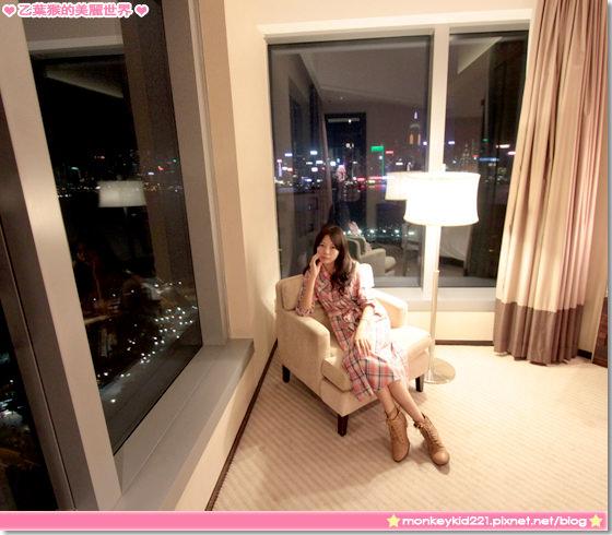 ★香港★快閃香港行,隆堡麗景酒店View真棒