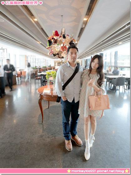 ★台北★寒舍艾麗La Farfalla義式餐廳,求婚紀念日