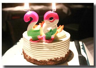 ★板橋★生日快樂吃王品,真的很開心
