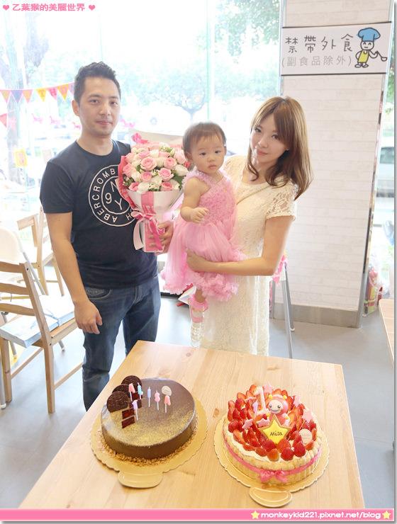★寶寶★大樹先生台中崇德店,小猴咩周歲生日趴大成功