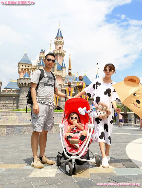 ★香港★香港迪士尼樂園行,及香港迪士尼樂園酒店遊記(帶1Y9M幼兒前往心得)
