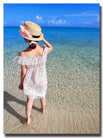 ★Yahoo專欄★夏日的海島渡假,必備小物