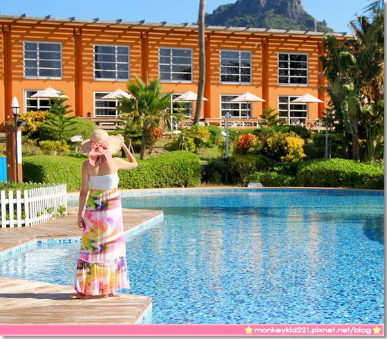 ★屏東★墾丁遊。超棒的夏都沙灘酒店
