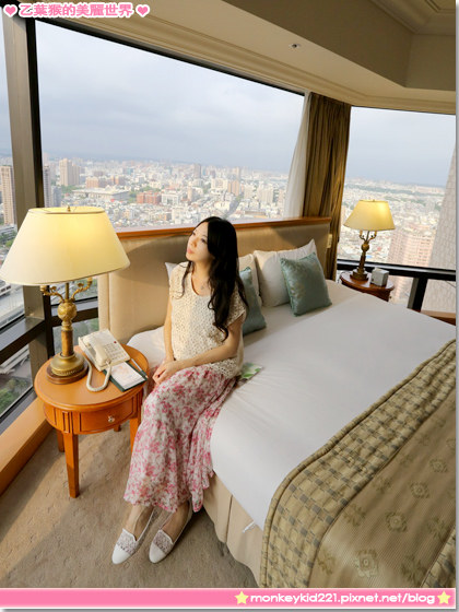 ★高雄★寒軒國際大飯店,驚艷的全景寒軒套房