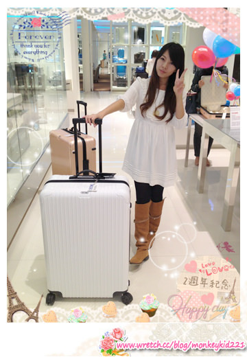 ★品牌★時尚經典,RIMOWA行李箱