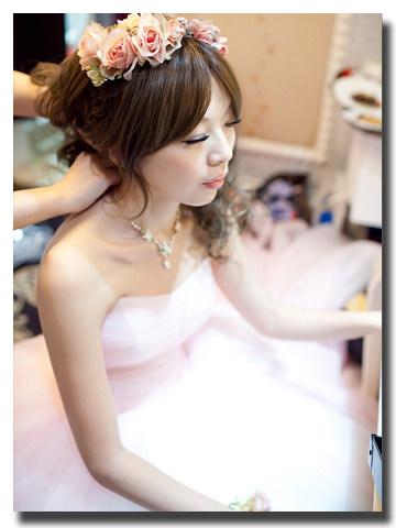 ★囍事★新娘髮型重點和小叮嚀