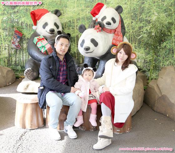 ★日本★東京迪士尼雙園行DAY2。上野動物園、淺草寺、葵丸進炸蝦飯