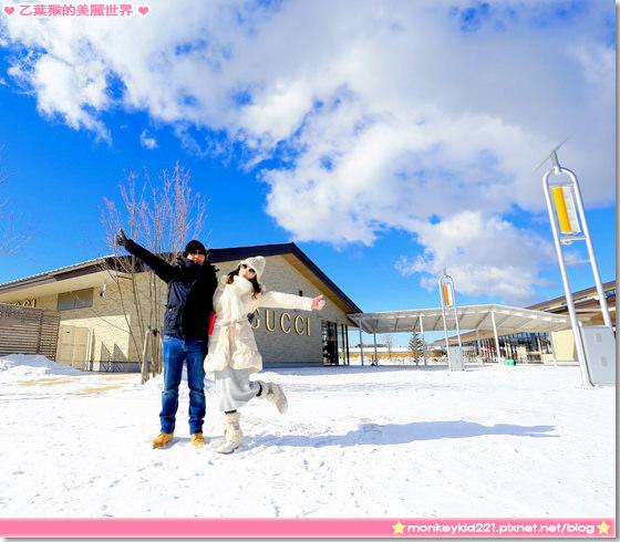 ★日本★東京近郊輕井澤王子Outlet(下篇)。分區介紹、重點商店、戰利品