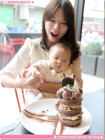 ★台中★Love one樂昂咖啡健行店,甜點特別正餐吃不飽